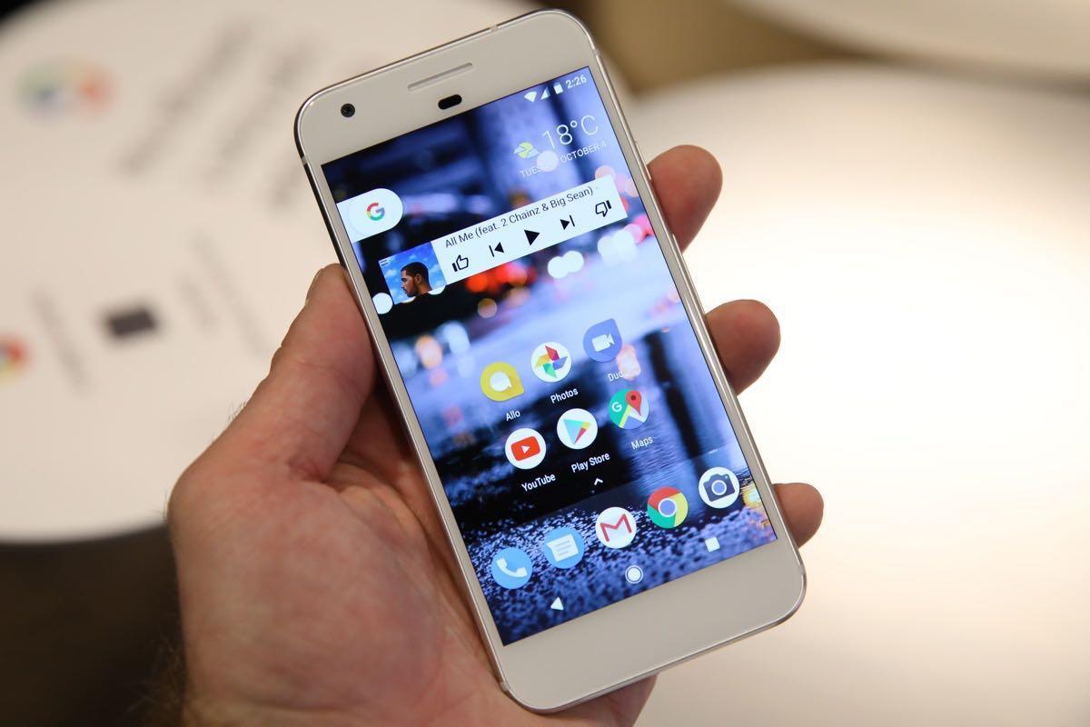 Photo of معاينة هاتف جوجل  Pixel XL