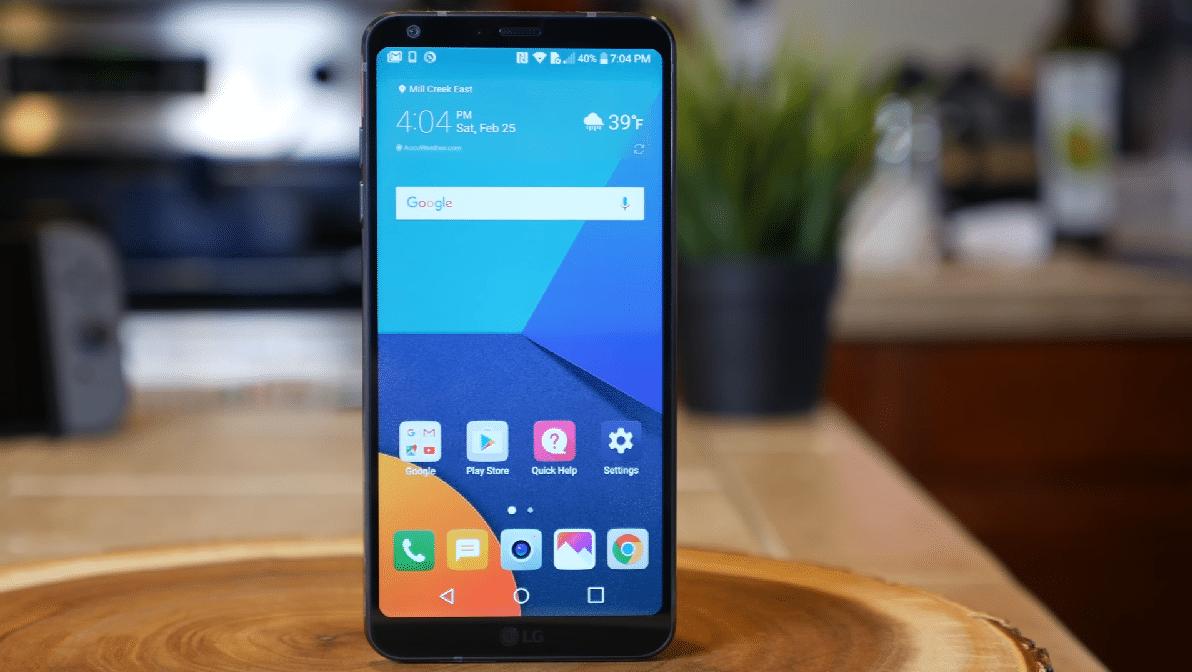Photo of حل المشاكل الشائعة لجهاز LG G6
