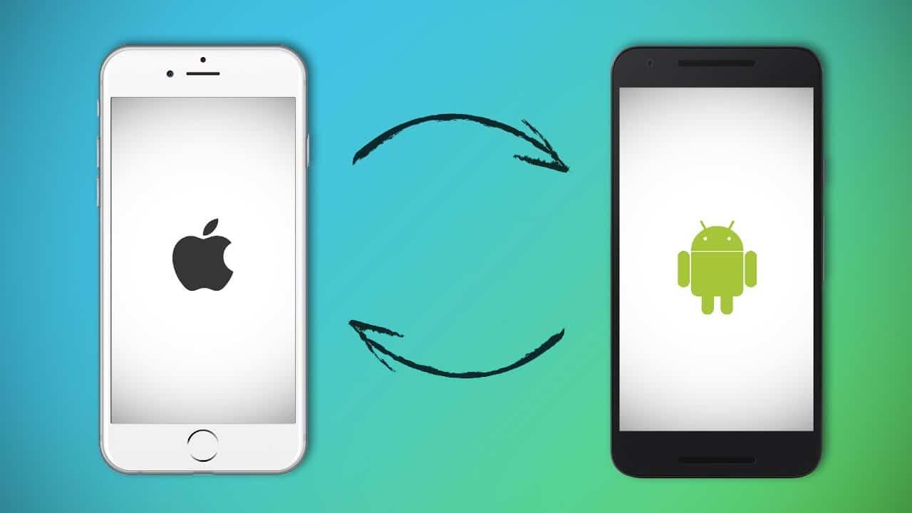 Photo of نقل الملفات من Android إلى iPhone  والعكس, إليك أفضل طريقة