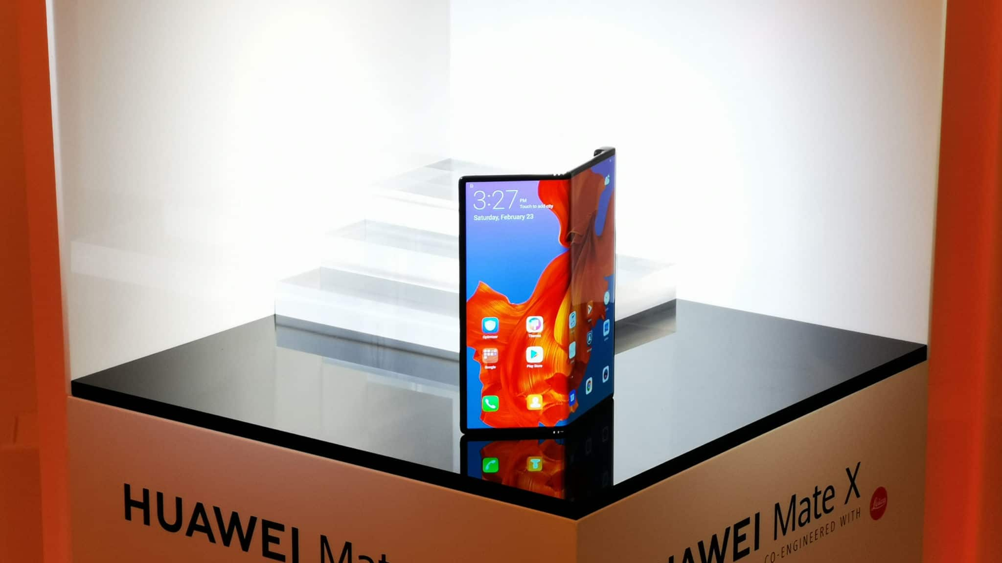 Photo of Huawei Mate X : كل ماعليك أن تعرف حول أو جهاز قابل للطي من هواوي