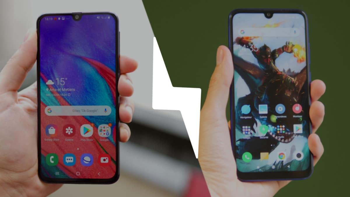 Photo of مقارنة Samsung Galaxy A40 و Xiaomi Redmi Note 7 من الأفضل ؟