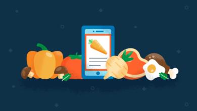 Photo of 5 تطبيقات تساعدك في الحفاظ على نظام غذائي صحي